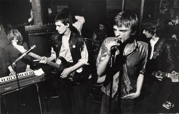 The Fall - Band on the Wall