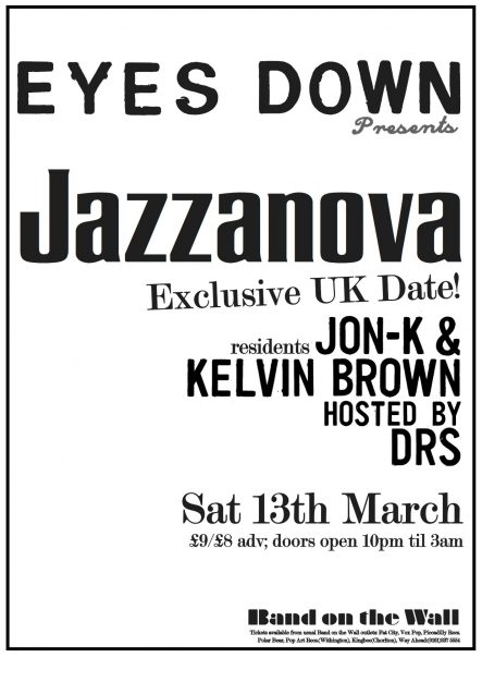 Eyes Down ft Jazzanova live March 2004