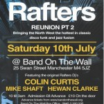 Rafters 10th July 2010