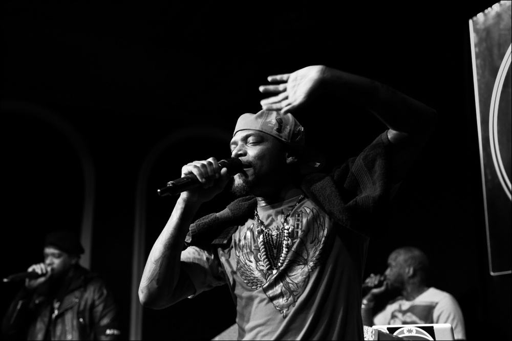Dead Prez + J Chambers - Band on the Wall