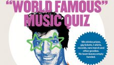 """Band on the Wall's """"World Famous"""" Music Quiz with Elliot Eastwick"""