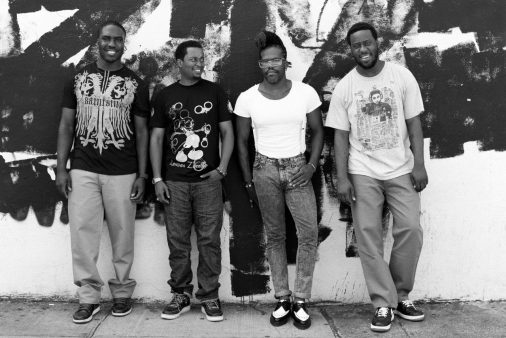 Robert Glasper Experiment reduced