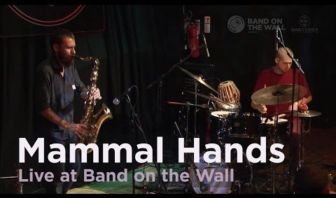 Mammal Hands 'Shift', live at Band on the Wall