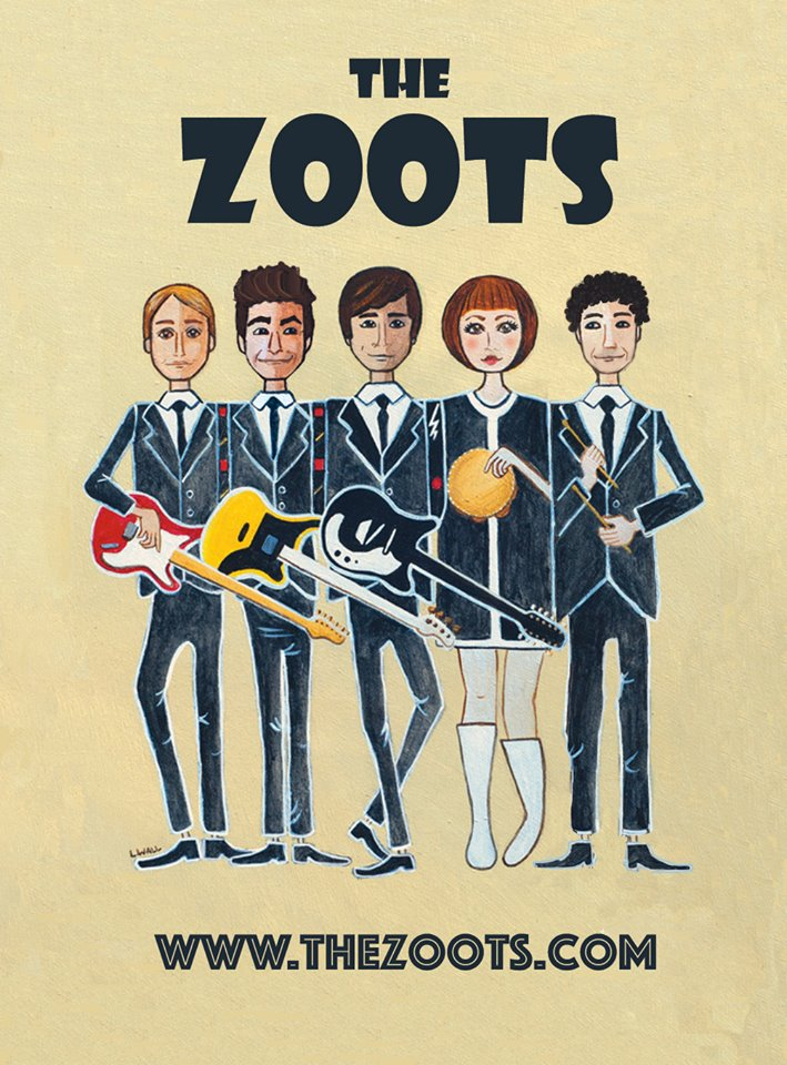 The Zoots - Band on the Wall