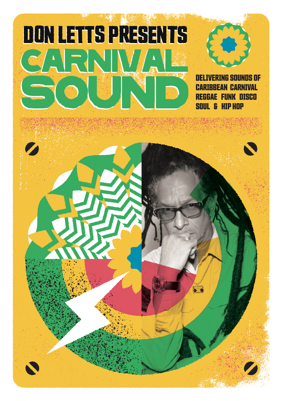 Don Letts presents Carnival Sound Clubnight - Band on the Wall