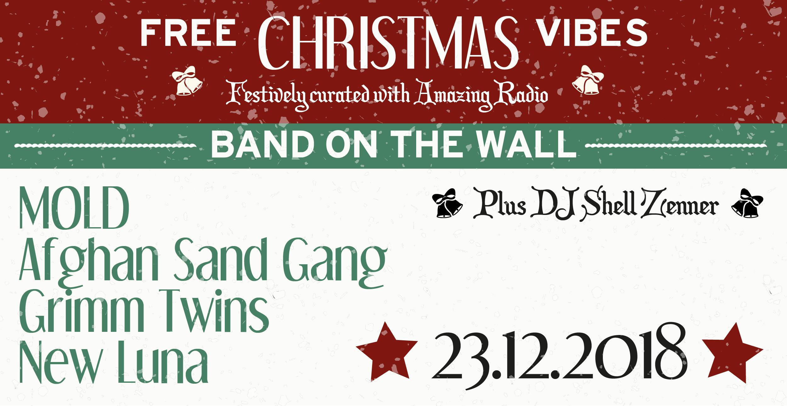 Free Christmas Radio.Free Christmas Vibes X Amazing Radio Mold Afghan Sand