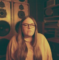 Emma-Jean Thackray at Clwb Ifor Bach, Cardiff