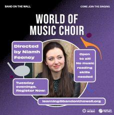 World of Music Choir