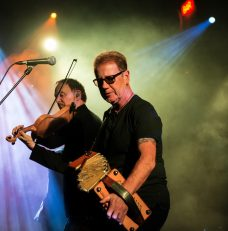 Oysterband at Y Theatre, Leicester