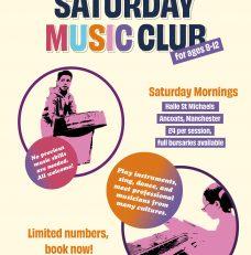 World of Music Journeys – Saturday Music Club