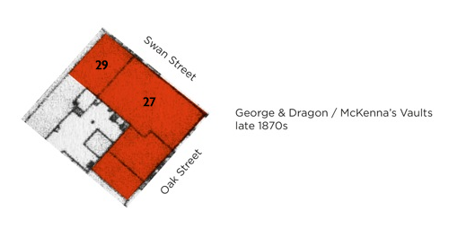 Figure 12 – The George & Dragon by the late 1870s