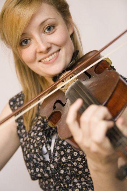 folk Fiddle Classes Summer 2011