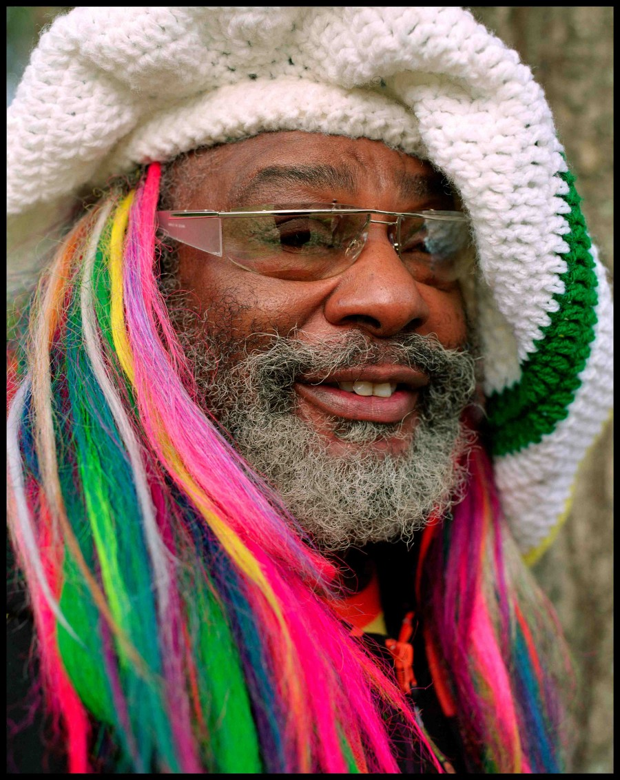 George Clinton Amp Parliament Funkadelic At The Ritz Band