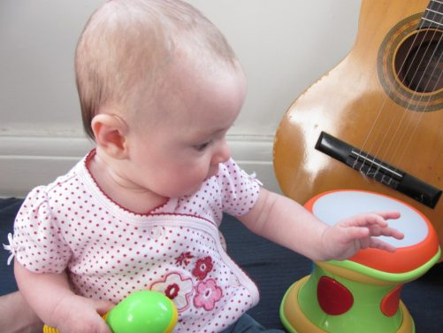 shake Rattle & Roll: Music for the under 4's!