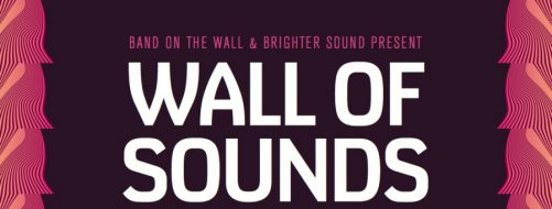 Wall of Sounds: Mentoring for emerging and mid-career musiciansl
