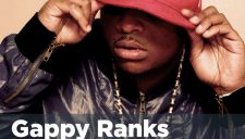Gappy Ranks and The Soul Rebel Band + DJ Joey B (Hot Milk)