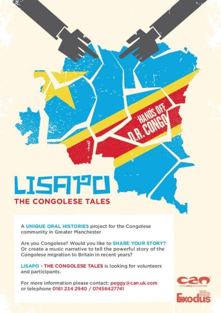 LISAPO ndash; The Congolese Tales Project