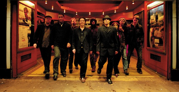 Salsa Celtica play the Saltaire Live festival this weekend.