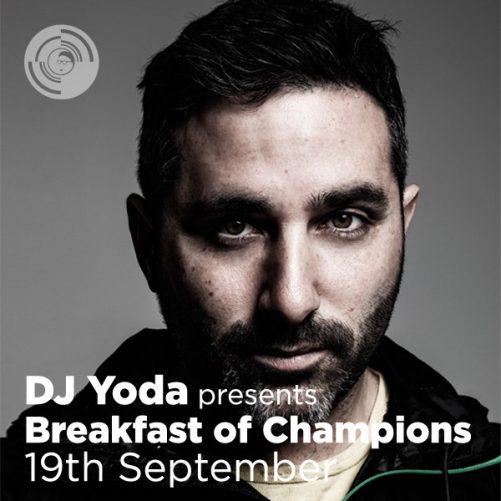 DJ Yoda Presents: Breakfast of Champions - Live