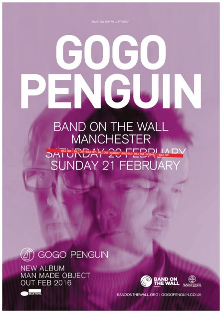 GoGo Penguin at Band on the Wall, Manchester