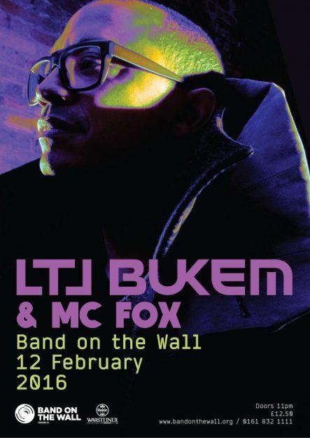 LTJ Bukem & MC Fox
